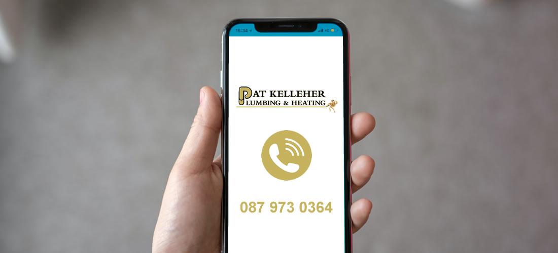Contact Pat Kelleher Plumbing & Heating